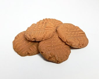 Peanut Butter Cookie Shaped Soaps