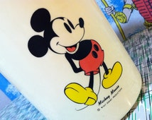 Vintage Mickey Mouse Canister by Eagle Super Seal