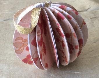 Cherry blossom Tree Paper Ornament