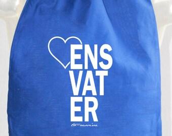 FatherHeart- bag - rucksack