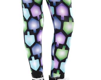 Women's Hanukkah Leggings Gift