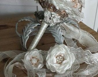 Bridal Bouquet Lovely Fantasy