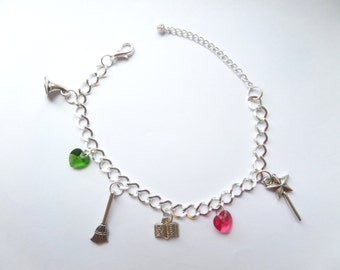 Wicked the Musical Charm Bracelet