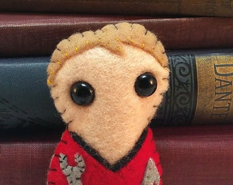 "Montgomery ""Scotty"" Scott  - Star Trek plushie"