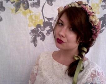 Rose Wedding Headdress