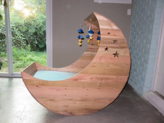 Moon Cradle from Helen Doyle Designs