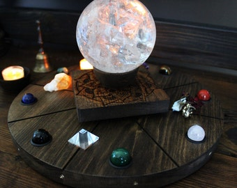 Mandala Altar Wheel