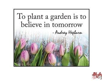 Believe In Tomorrow Etsy