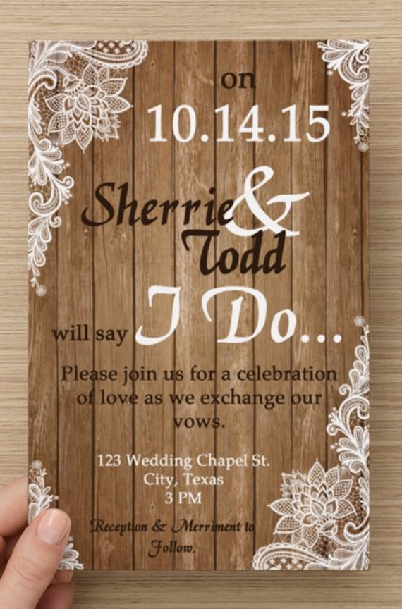 Electronic Wedding Invitation is luxury invitations ideas