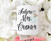 FUTURE MRS Mug / Custom L...