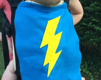 Baby Carrier Superhero Cape Costume