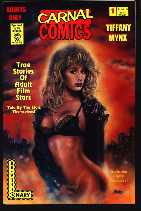 Tiffany In Adult Film Naked City 34