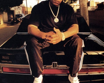 Dr. Dre Poster, Rapper, NWA, Aftermath, Record Producer, Entrepreneur, California