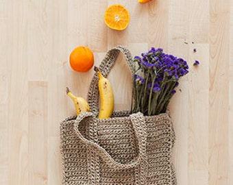 Pattern Picnic Bag