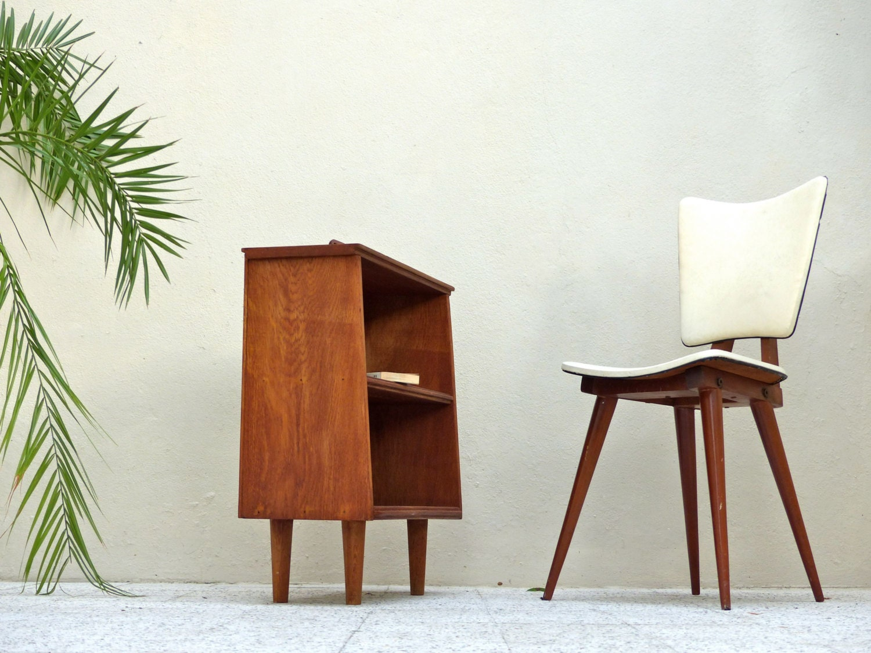 Petite biblioth que vintage mid century bookcase haute juice - Bibliotheque scandinave vintage ...