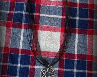 Dean's Girl - Supernatural inspired charm necklace. Dean Winchester protective charms.