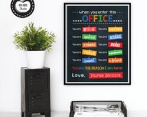 school office decorating ideas. Great School Nurse Gift Doctorus Office Decor For Doctor With Wall Decoration Ideas Decorating