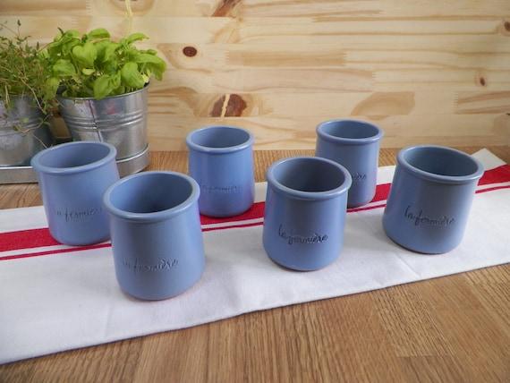 pots de yaourt la fermi re au choix par 4 ou 6. Black Bedroom Furniture Sets. Home Design Ideas