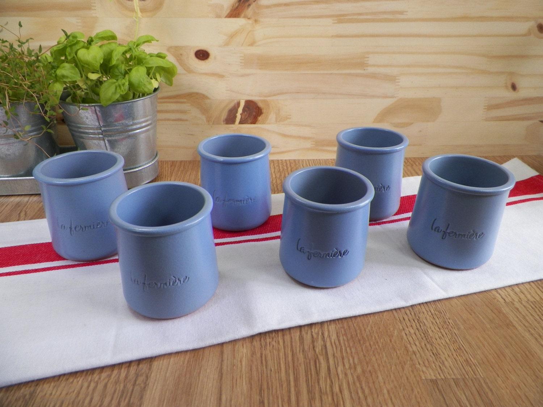 Que faire avec des pots de yaourt en verre fashion designs - Que faire avec des cagettes de clementines ...