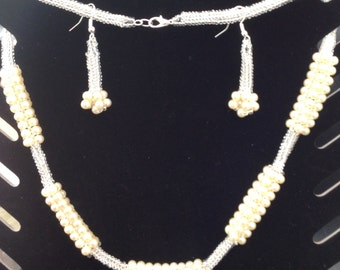 Pearl Necklace with a Difference!