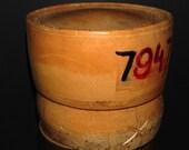 Tambourine or Pillbox Hat Block