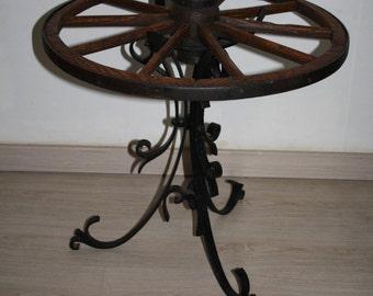 small table cartwheel
