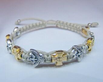 The Holy Spirit - cross bracelet