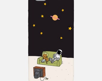 iPhone 6 Brave Moonman Nintendo Gameboy Space Kitty Samsung Galaxy Note 4 Galaxy S5 Case