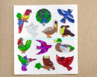 Sandylion Sticker - Parrots and Birds sticker
