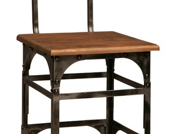 popular items for industrial stool on etsy