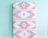 Crib Sheet Peony Kilim. Fitted Crib Sheet. Baby Bedding. Crib Bedding. Minky Crib Sheet. Crib Sheets. Aztec Crib Sheet.