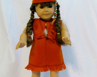 American Girl Doll Indian Princess