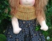Waldorf Doll ~ Hazel ~ 15 inch