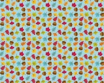 Autumn fabric | Etsy : fall quilt fabric - Adamdwight.com