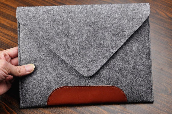 En cuir macbook air 11 portable cas douille de macbook air 11 for Housse macbook air 11 pouces