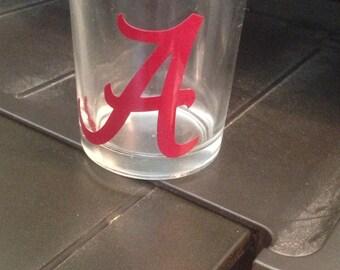 Alabama Shot Glass