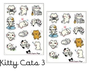 C006- Kitty Cats Style 3