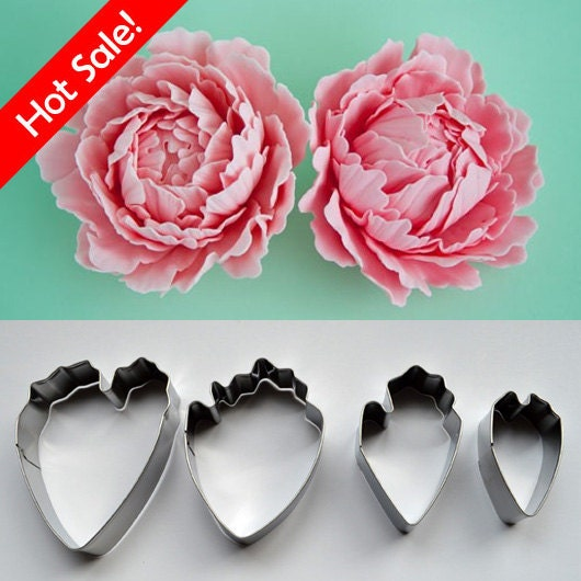 how to use wilton gum paste flower cutter set