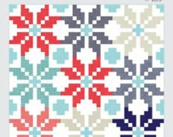 Noway Quilt Pattern by Camille Roskelley of Thimble Blossoms