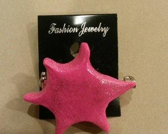 Pink Synergy Pin from Jem and the Holograms