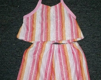 End of summer set in size 3t