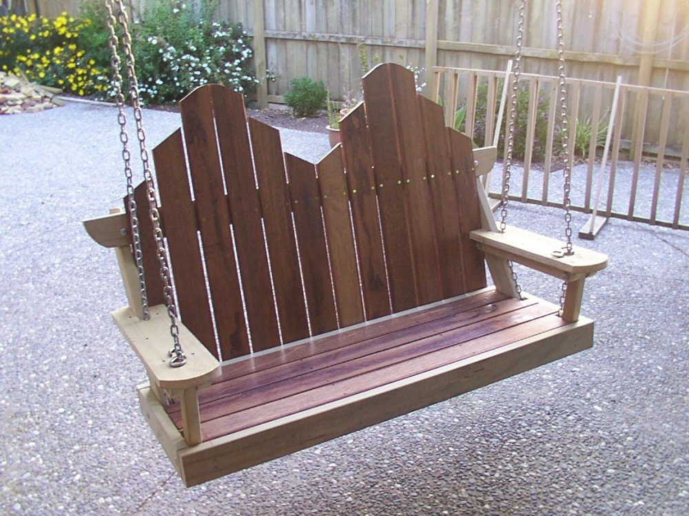 Plans For Bench Swing Pdf Downloadable File