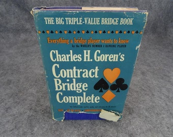 Contract Bridge Complete by Charles Goren