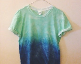 Faded Tie-dye T-shirt
