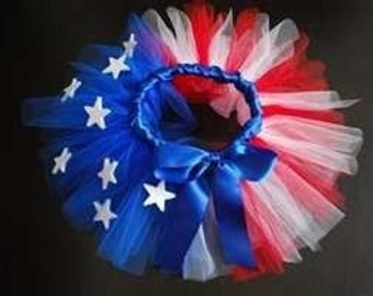 4th of July Tutu