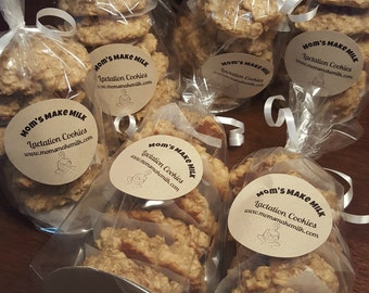 how to make organic lactation cookies
