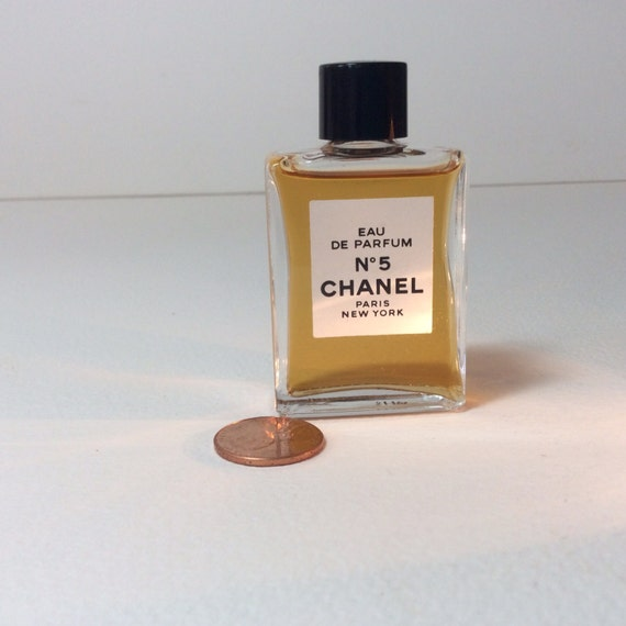 chanel no 5 eau de parfum authenic vintage. Black Bedroom Furniture Sets. Home Design Ideas