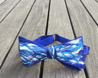 Grown Up Santi Baby Bow Tie: One Fish, Two Fish