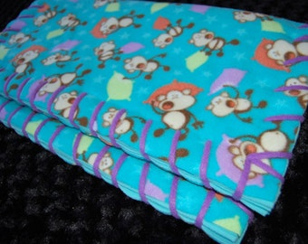 Monkey Pillow Fight Available in All Sizes