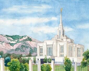 Ogden, Utah (LDS) Temple